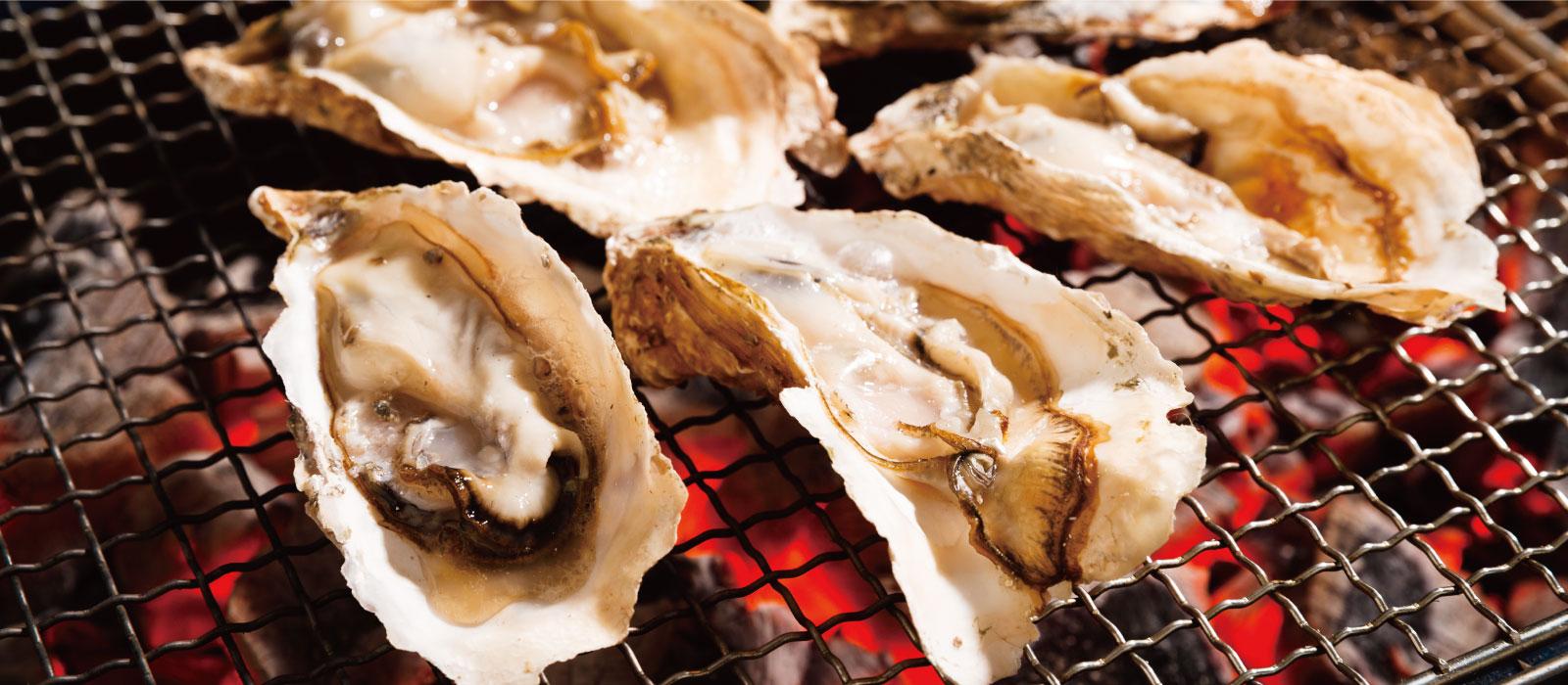 牡蠣 小屋 広島